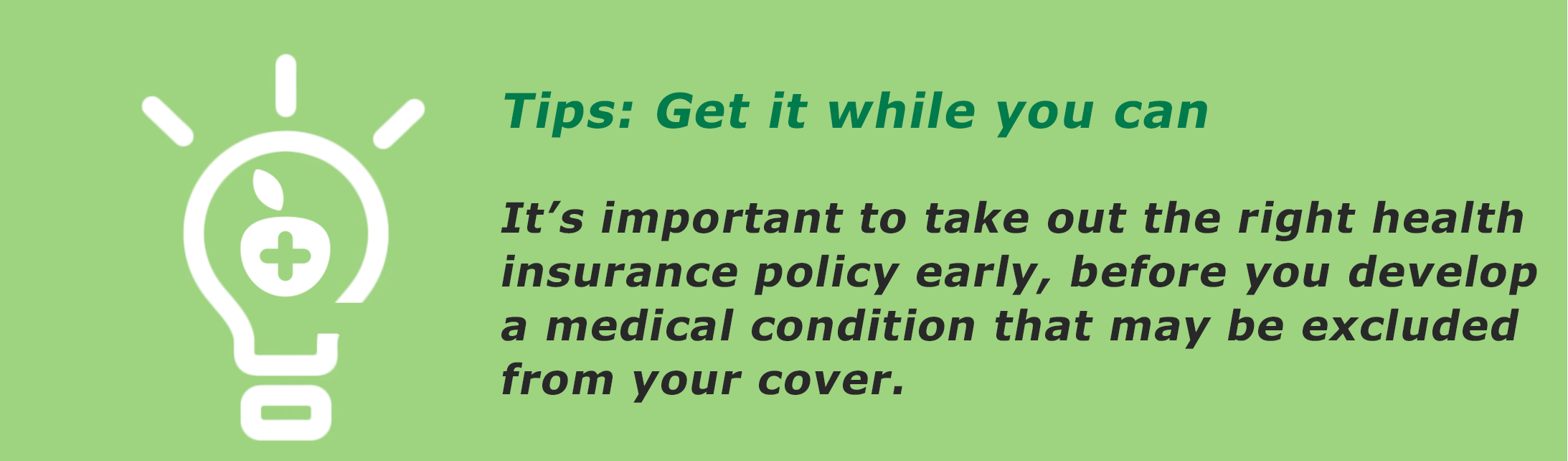 health insurance guide-tip1