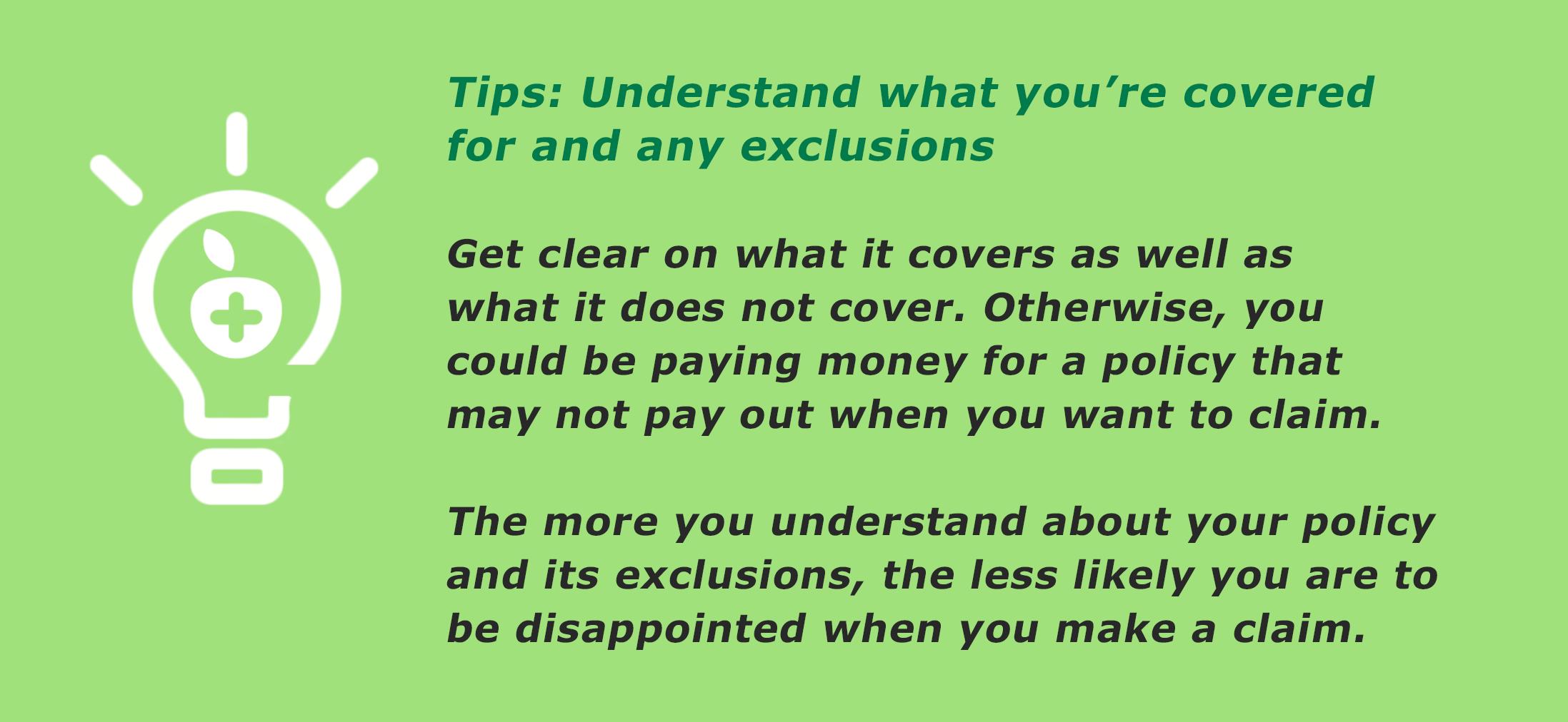 health insurance guide-tip3