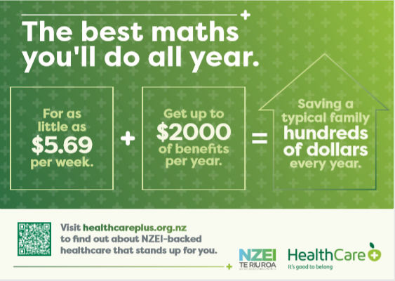 NZEI poster - best math all year